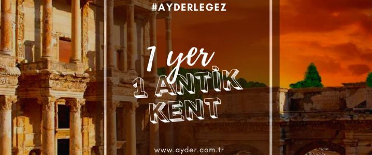 1 Yer 1 Antik Kent