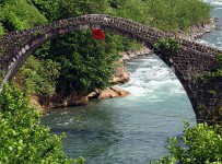Timisvat Taş Kemer Köprü