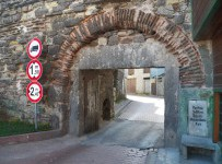 İstanbul Surları Cibali Kapısı