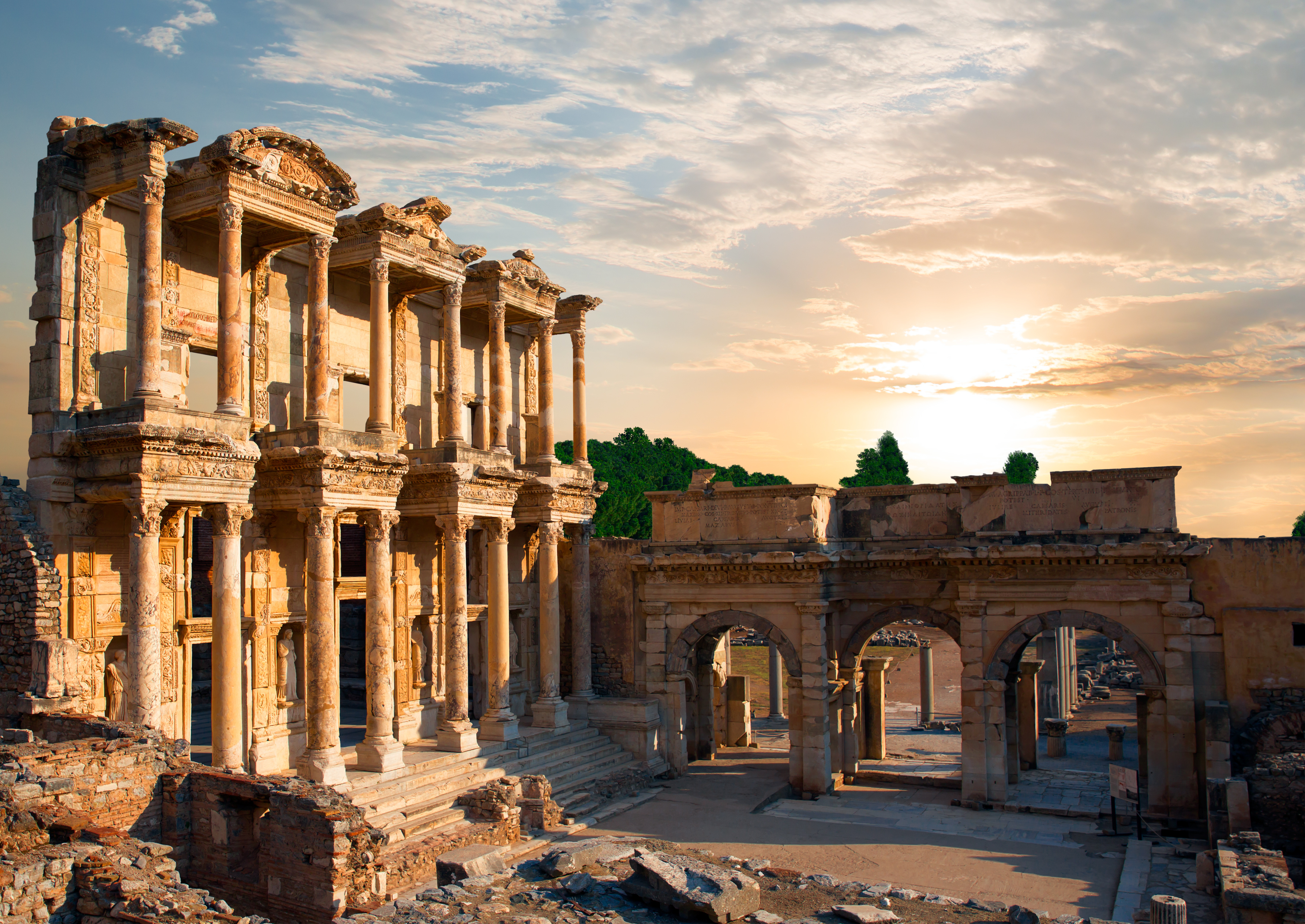 İzmir - Efes - Şirince - Çeşme - Alaçatı Turu