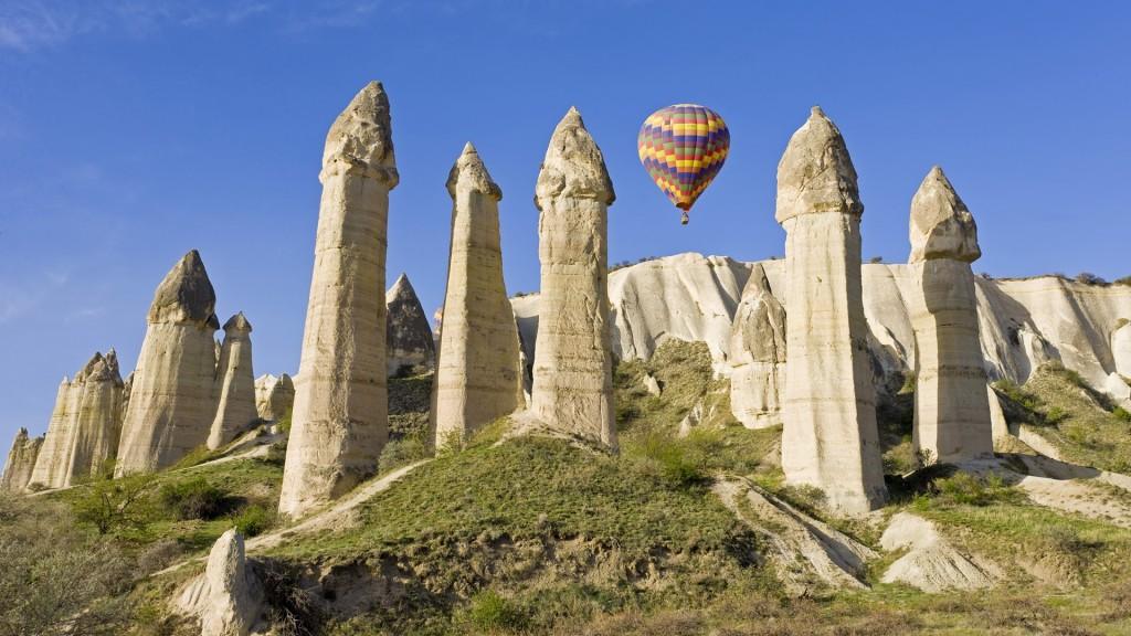 Kapadokya - Tuz Gölü Turu ( Günübirlik )