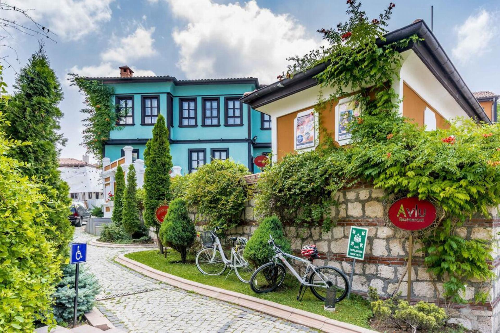 Eskişehir - Odunpazarı Turu ( Hızlı Trenle )