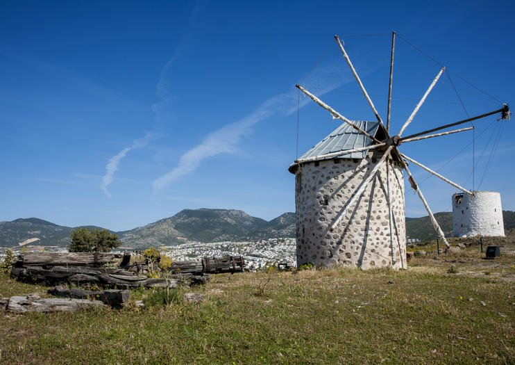 Bodrum - Marmaris - Datça Turu