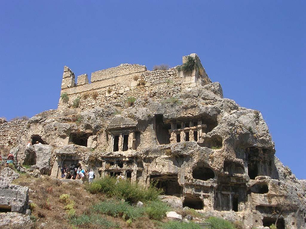 Likya ( Fethiye - Kaş - Kalkan ) Turu