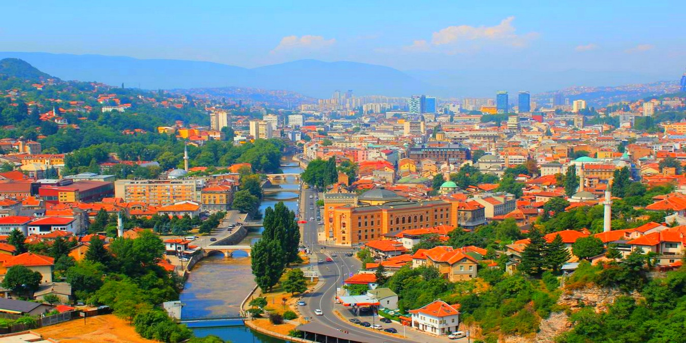 Baştan Sona Büyük Balkanlar Turu
