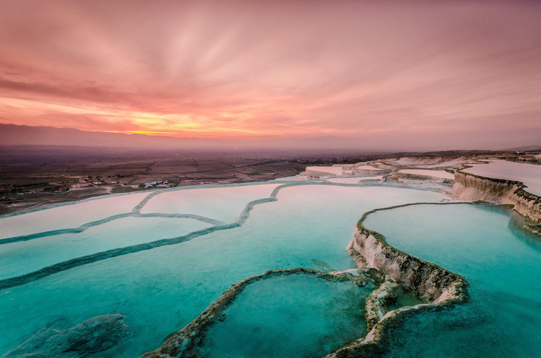 Salda Gölü - Eğirdir - Pamukkale Turu
