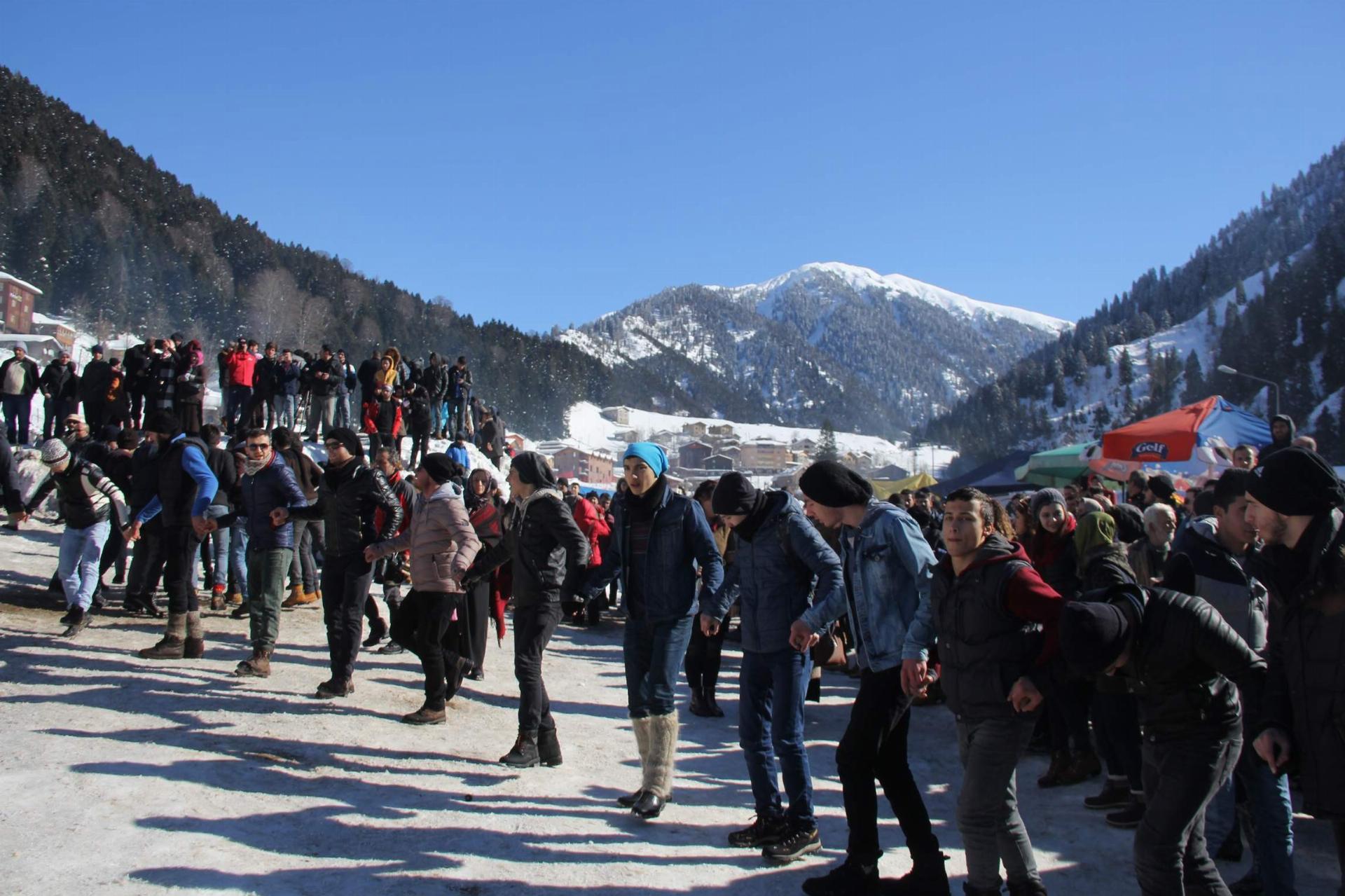 Kardan Adam Şenlikleri Turu
