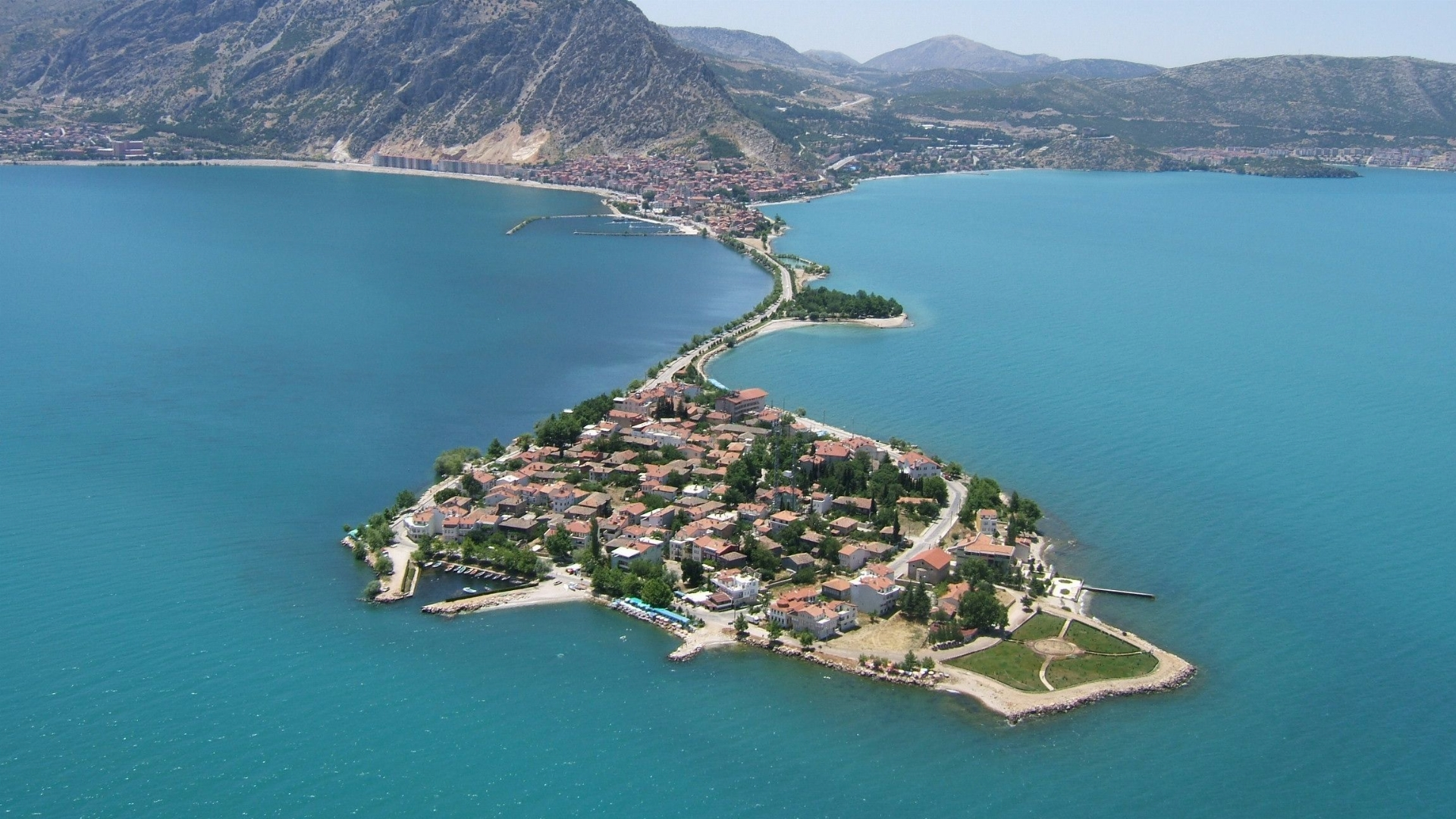 Isparta Lavanta Bahçeleri - Salda Gölü Turu