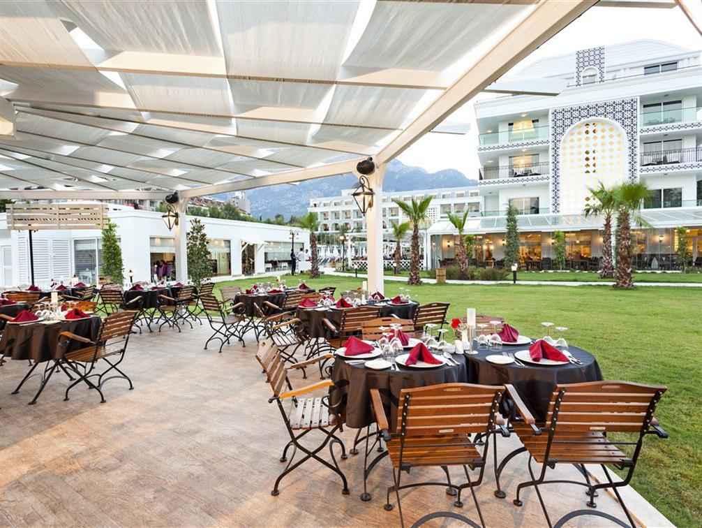 Kurban Bayramı - Kemer  5* Karmir Resort Hotel