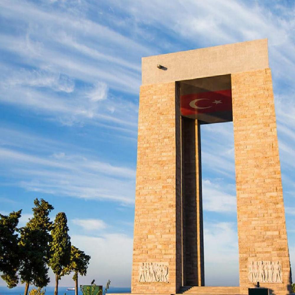 Çanakkale - Assos - Kazdağları - ŞehitlikTuru