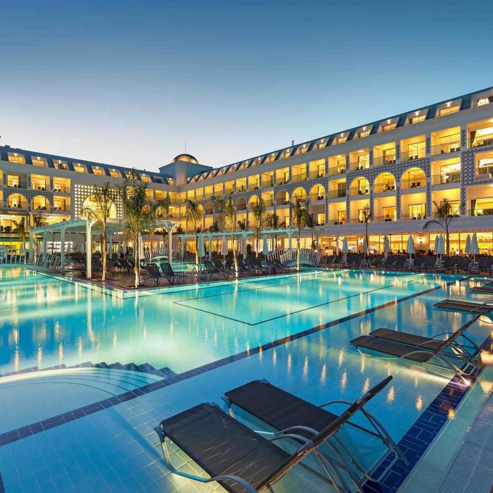 Ramazan Bayramı - Kemer  5* Karmir Resort Hotel Tatili