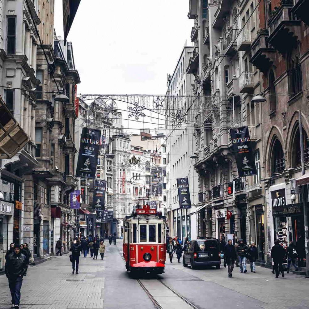 İstanbul - Balat - Ayvansaray - Haliç - Galata Turu