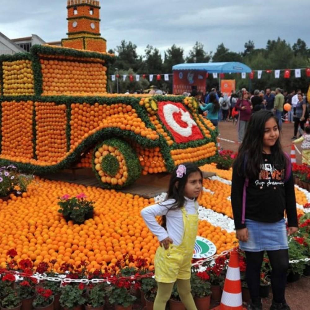 Adana Portakal Çiçeği Festivali Turu