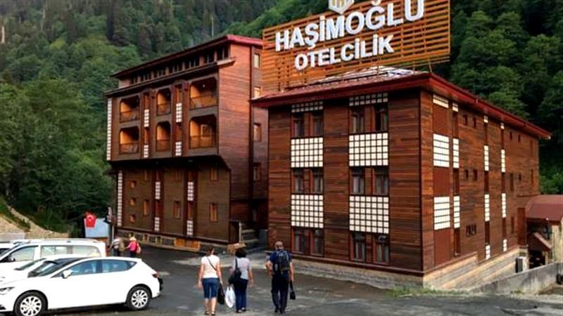 Ayder Haşimoğlu Otel